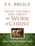 What the Bible Says About the Work of Christ
