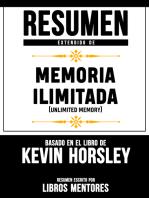 Resumen Extendido De Memoria Ilimitada (Unlimited Memory) – Basado En El Libro De Kevin Horsley