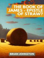 James - Epistle of Straw?