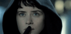 Claire Foy Trades Elizabeth For Lisbeth