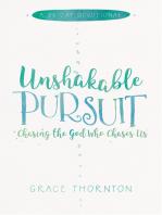 Unshakable Pursuit (A 30-Day Devotional)