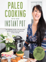 Paleo Cooking With Your Instant Pot