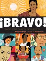 ¡Bravo! (Spanish language edition): Poemas sobre Hispanos Extraordinarios