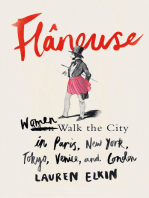 Flâneuse: Women Walk the City in Paris, New York, Tokyo, Venice, and London