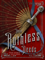 These Ruthless Deeds