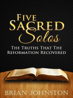 Five Sacred Solos - The Truths That the Reformation Recovered