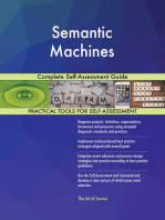 Semantic Machines Complete Self-Assessment Guide