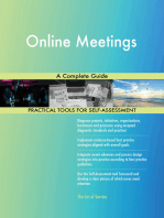Online Meetings A Complete Guide