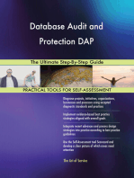 Database Audit and Protection DAP The Ultimate Step-By-Step Guide
