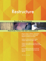 Restructure Standard Requirements