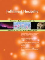 Fulfillment Flexibility Complete Self-Assessment Guide
