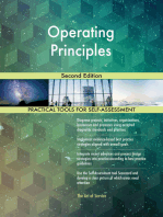 Operating Principles Second Edition