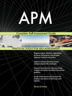 APM Complete Self-Assessment Guide