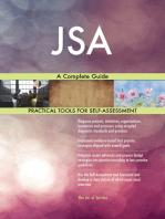 JSA A Complete Guide