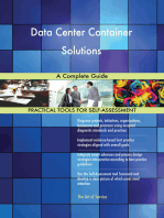 Data Center Container Solutions A Complete Guide