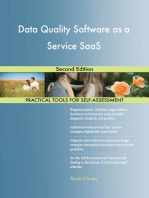 Data Quality Software as a Service SaaS Second Edition