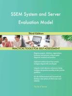 SSEM System and Server Evaluation Model Third Edition