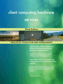 client computing hardware services Third Edition