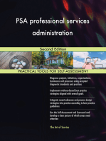 PSA professional services administration Second Edition