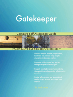 Gatekeeper Complete Self-Assessment Guide