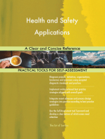 Health and Safety Applications A Clear and Concise Reference