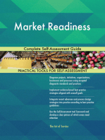 Market Readiness Complete Self-Assessment Guide