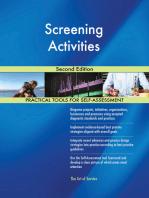 Screening Activities Second Edition