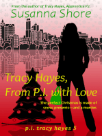 Tracy Hayes, from P.I. with Love (P.I. Tracy Hayes 5)