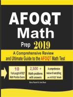 AFOQT Math Prep 2019