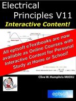 Electrical Principles V11
