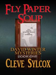 Fly Paper Soup: David Winter Mysteries, #1