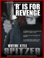 'R' is for Revenge