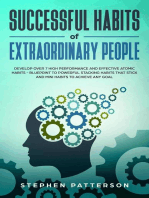 Successful Habits of Extraordinary People