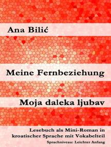 Meine Fernbeziehung / Moja daleka ljubav (Lesebuch als Mini-Roman in kroatischer Sprache mit Vokabelteil, A1): Sprachniveau A1 - Anfänger