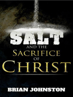 Salt and the Sacrifice of Christ
