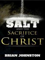 Salt and the Sacrifice of Christ