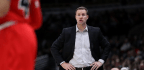 With Zach LaVine Out Ill, Bulls Blown Out By Raptors, 122-83