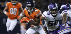 Bears Extend NFC North Lead With 25-20 Win Over The Vikings