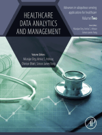 Healthcare Data Analytics and Management