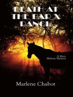 Death at the Bar X Ranch