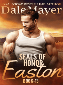 SEALs of Honor: Easton: SEALs of Honor, #13