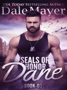 SEALs of Honor: Dane: SEALs of Honor, #3