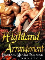 Highland Arrangement - Highland Menage Romance