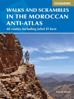 Walks and Scrambles in the Moroccan Anti-Atlas