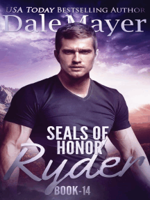 SEALs of Honor: Ryder: SEALs of Honor, #14
