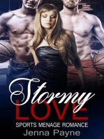 Stormy Love - Sports Menage Romance