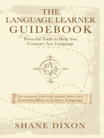 The Language Learner Guidebook