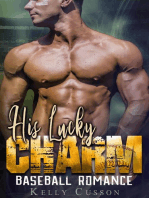 His Lucky Charm - Baseball Romance