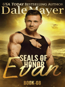 SEALs of Honor: Evan: SEALs of Honor, #8