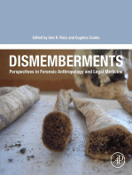 Dismemberments: Perspectives in Forensic Anthropology and Legal Medicine
